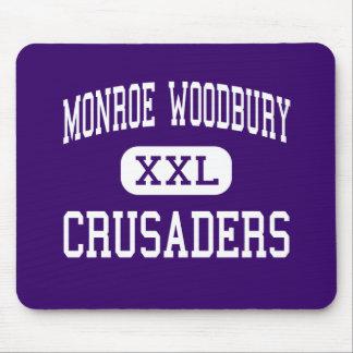 Monroe Woodbury - cruzados - Central Valley Tapetes De Ratón