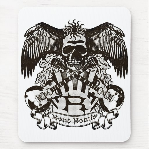 MONS MONTIS MOUSE PADS