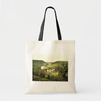 Monsal Dale III., Derbyshire, England magnificent Bags