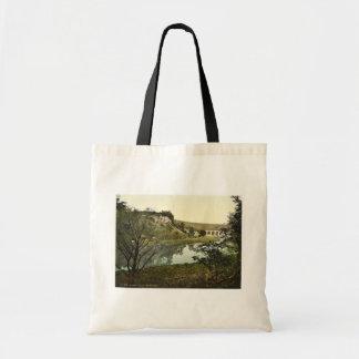Monsal Dale, the Warren, Derbyshire, England magni Bags