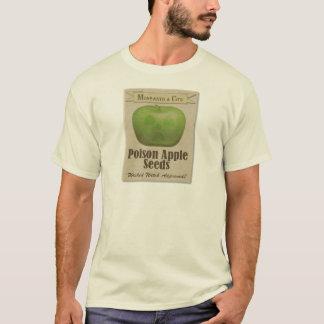 Monsanto Poison Apple Seeds T-Shirt
