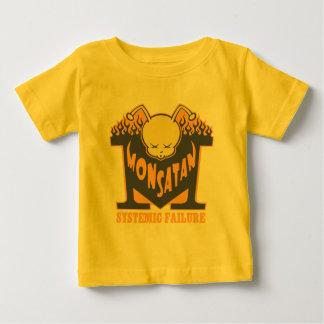 Monsatan -Systemic Failure T-shirt