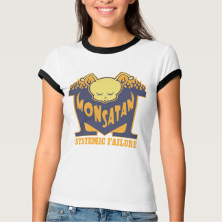 Monsatan Systemic Failure T-Shirt