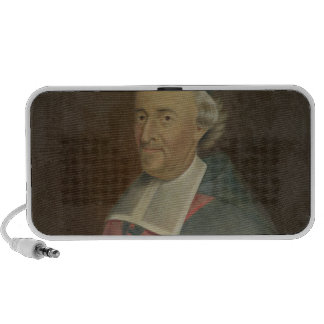 Monseigneur de Montmorency-Laval  Bishop iPod Speaker