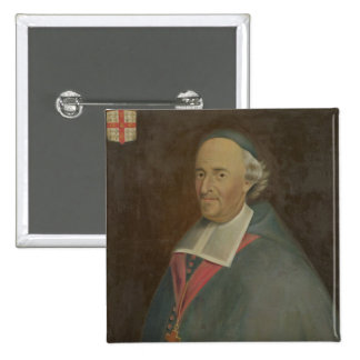 Monseigneur de Montmorency-Laval Obispo Pin Cuadrado
