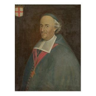 Monseigneur de Montmorency-Laval Obispo Tarjeta Postal