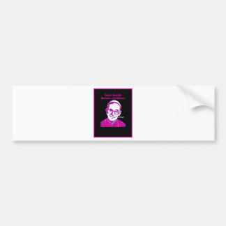 MONSEÑOR OSCAR ROMERO 10  CUSTOMIZABLE PRODUCTS BUMPER STICKER