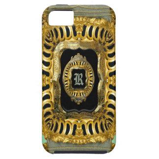 Monsier Regal Monogram iPhone SE/5/5s Case