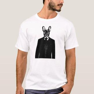 Monsieur avec Cravat T-Shirt