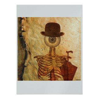 Monsieur Bone Cartons D'invitation Personnalisés
