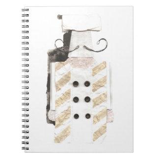 Monsieur Chef Notebook