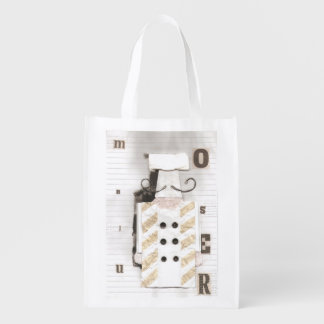 Monsieur Chef Reusable Bag