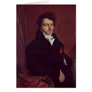 Monsieur de Norvins 1811-12 Greeting Cards
