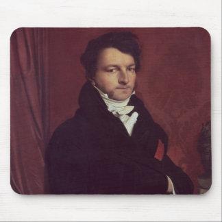 Monsieur de Norvins , 1811-12 Mouse Pad