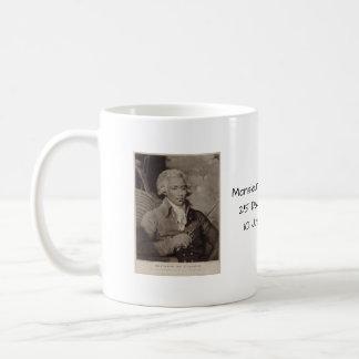 Monsieur De St-George Coffee Mug