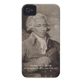Monsieur De St-George iPhone 4 Cover