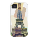 Monsieur Eiffel's tower Case For The iPhone 4