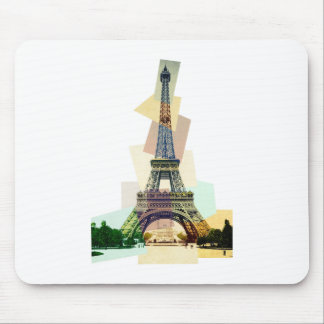 Monsieur Eiffel's tower Mouse Pad