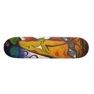 mONSIEUR lA fLEUR Skateboards