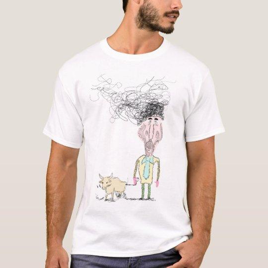 Monsieur Leboeuf de la camisa y boeuf del hijo