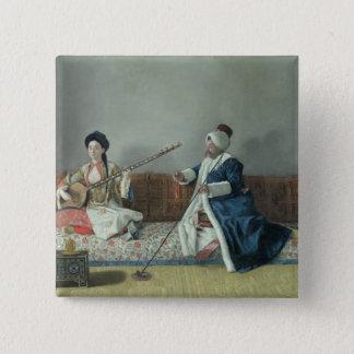 Monsieur Levett and Mademoiselle Helene Button