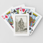 'Monsieur' otherwise Philip Duc d'Orleans of Franc Bicycle Card Deck
