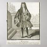 'Monsieur' otherwise Philip Duc d'Orleans of Franc Print
