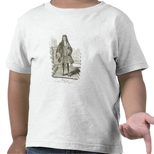 'Monsieur' otherwise Philip Duc d'Orleans of Franc Tee Shirts