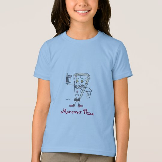 Monsieur Pizza T-Shirt