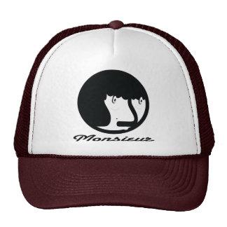 Monsieur Trucker Hat Gorro De Camionero
