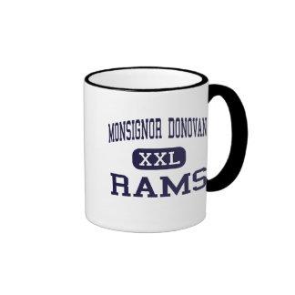 Monsignor Donovan - Rams - Catholic - Athens Mug