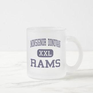 Monsignor Donovan - Rams - Catholic - Athens Mugs