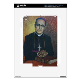 Monsignor Romero--7748 iPad 3 Pegatinas Skins