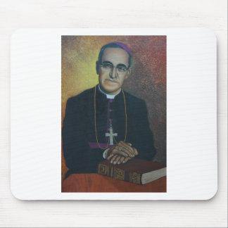 Monsignor Romero--7748 Mouse Pad