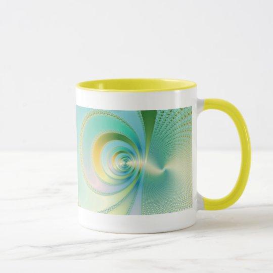 Monsoon - Fractal Mug