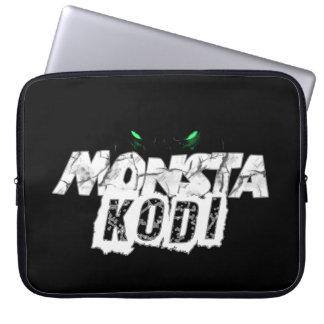 Monsta Laptop Cover- Black Laptop Sleeve
