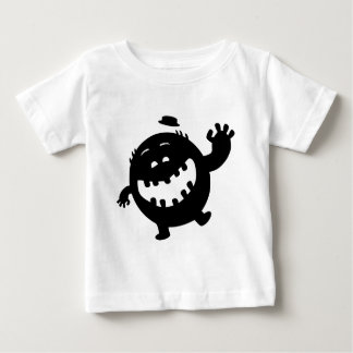 Monsta with Hat Baby T-Shirt