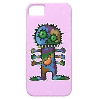 monster2 iPhone 5 cover