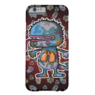 monster3 barely there iPhone 6 case
