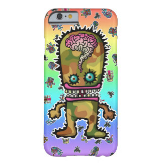 monster5 barely there iPhone 6 case