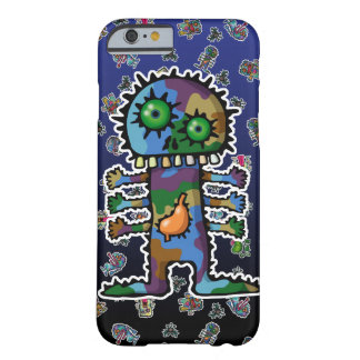 Monster 1 barely there iPhone 6 case