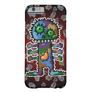Monster 2 barely there iPhone 6 case
