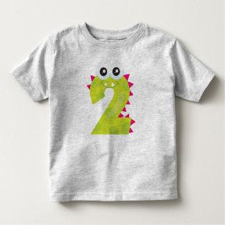 Monster 2 toddler t-shirt