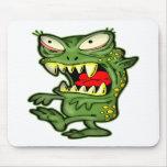 Monster Among Us Mouse Pad