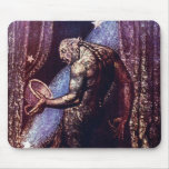Monster Art:  Ghost of a Flea by William Blake Mouse Pad