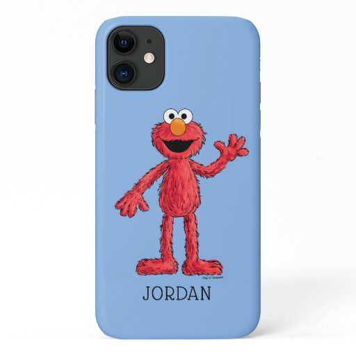 Monster at the End of the Story | Cutie Elmo iPhone 11 Case