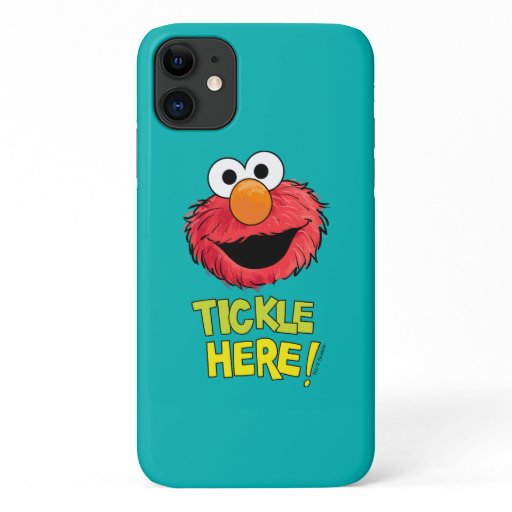 Monster At the End of the Story | Elmo iPhone 11 Case