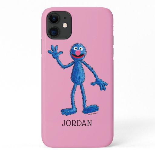 Monster at the End of the Story | Grover iPhone 11 Case