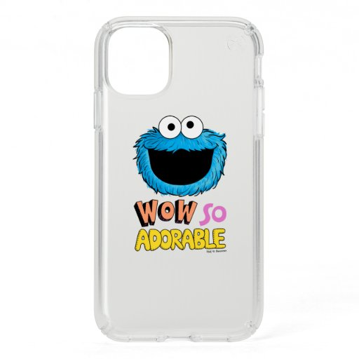 Monster at the End of this Story | Cookie Monster Speck iPhone 11 Case