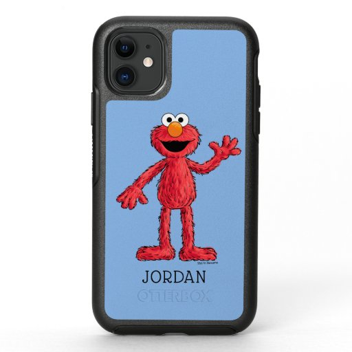 Monster at the End of this Story | Cutie Elmo OtterBox Symmetry iPhone 11 Case